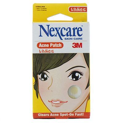 3M Nexcare Skin Care Acne Patch Ladies - 18 Patches