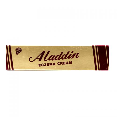 Aladdin Eczema Cream - 10 gm
