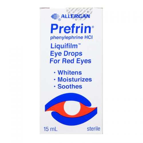 Allergan Prefin Liquifilm Eye Drop - 15ml