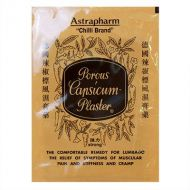 Astrapharm Chilli Brand Porous Capsicum Plaster Strong - 1 Patch ( Large )