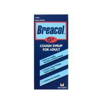Breacol G+ Cough Syrup For Adult - 60 ml
