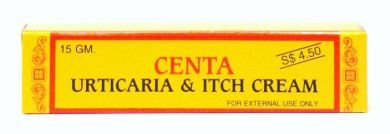 Centa Urticaria & Itch Cream - 15 gm