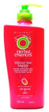 Clairol Herbal Essences Colour Me Happy Shine Enhancing Conditioner for Coloured hair - 735 ml