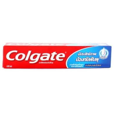 Colgate Cavity Protection Toothpaste (Great Regular Flavor) - 100gm