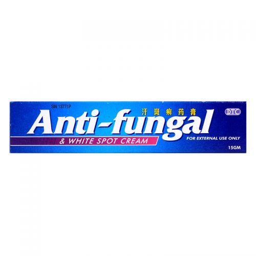 DTC Anti-Fungal & White Spot Cream - 15 gm