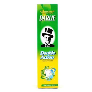 Darlie Double Action Natural Mint Toothpaste - 75gm