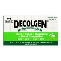 Decolgen Multi Action Formula - 20 Caplets