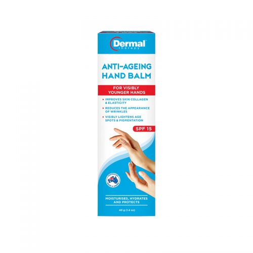 Dermal Therapy Anti-Ageing Hand Balm - 40g