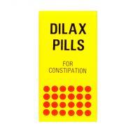 Dilax Pills - 30 Pills