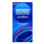 Durex Comfort Condom- 12 Condoms