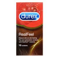 Durex RealFeel Condom - 10 Condoms
