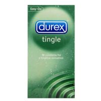 Durex Tingle Condom - 12 Condoms For A Tingling Sensation