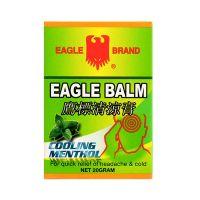 Eagle Brand Eagle Balm Cooling Menthol - 20gms