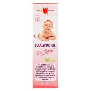 Eagle Brand Eucalyptus Oil for Baby - 30ml