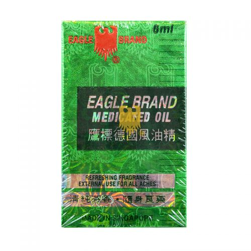 Eagle Brand Medicated Oil - 6 ml