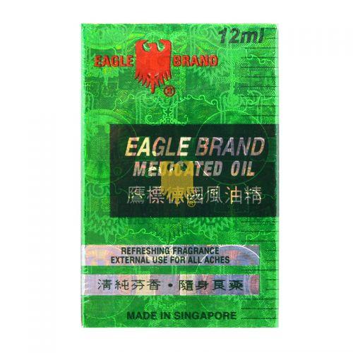 Eagle Brand Medicated Oil  - 12 ml