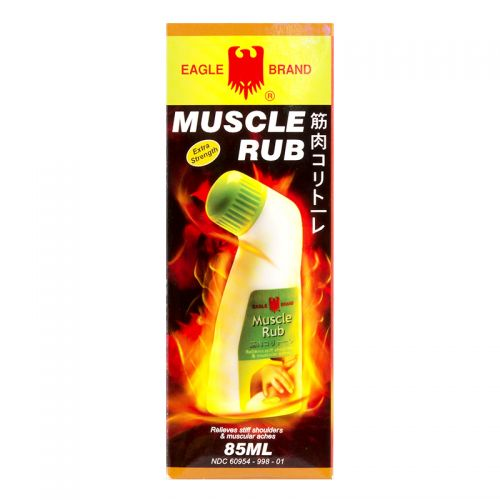 Eagle Brand Muscle Rub - 85 ml