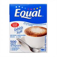 Equal Classic Tablets Refill - 500 Tablets (42.5g)
