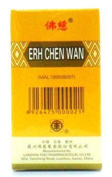 Foci Erh Chen Wan - 200 Pills x 0.17 gm