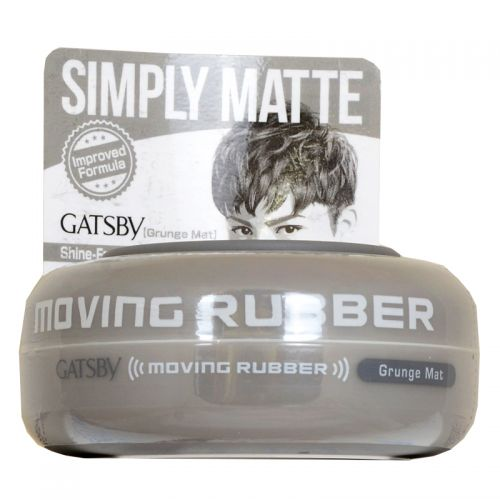 Gatsby Moving Rubber Grunge Mat - 80g