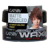 Gatsby  Styling Wax Mat Type - 80g