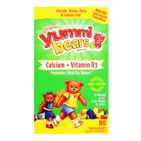 Hero Yummi Bears Calcium + Vitamin D3 - 90 Gummy Bears