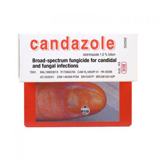 Hoe Candazole Clotrimazole 1.0% Lotion - 10 ml