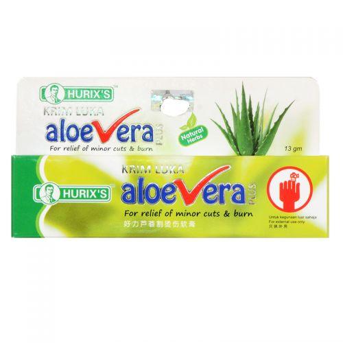 Hurix's Krim Luka Aloe Vera Plus - 13gm