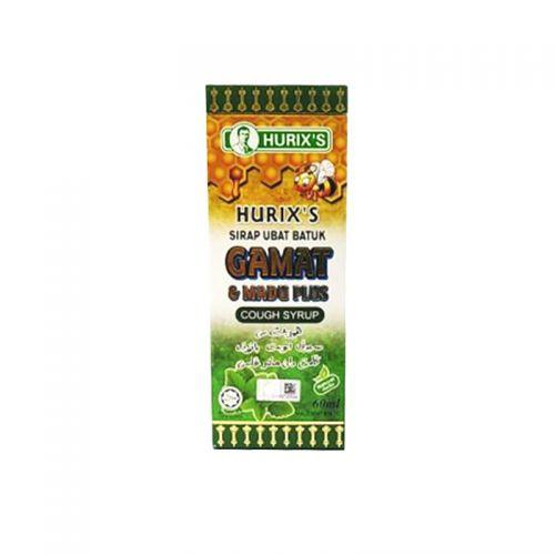 Hurix's Gamat & Madu Plus Cough Syrup - 100ml