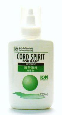 ICM Pharma Cord Spirit For Baby (Antiseptic) - 120 ml