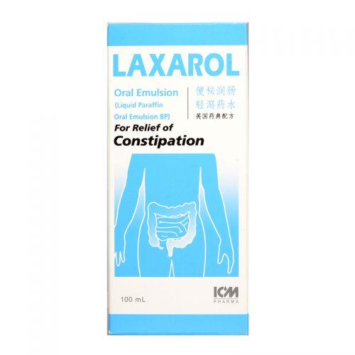 ICM Pharma Laxarol Oral Emulsion - 100 ml