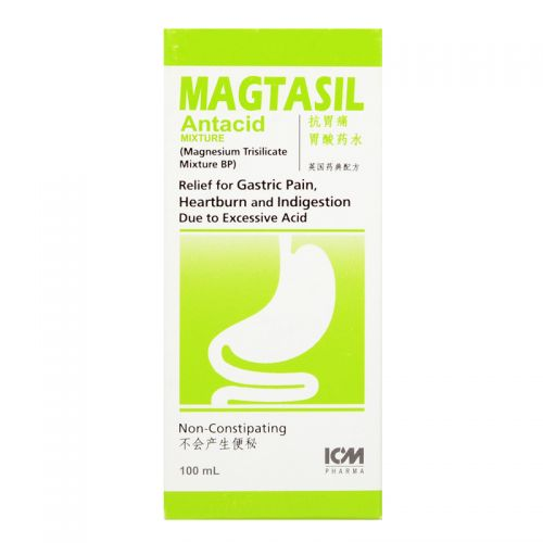 ICM Pharma Magtasil Antacid Mixture - 100ml