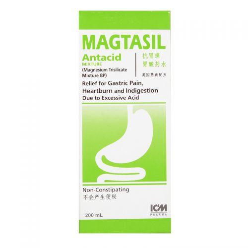 ICM Pharma Magtasil Antacid Mixture - 200 ml