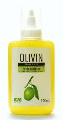 ICM Pharma Olivin Fragrant Olive Oil (Inedible) - 120 ml