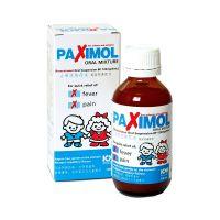 ICM Pharma Paximol 500 Oral Mixture - 100ml