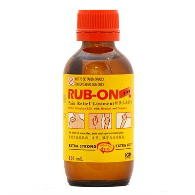 ICM Pharma Rub-On Plus Pain Relief Liniment - 100 ml