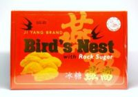 Ji Yang Brand Bird's Nest With Rock Sugar - 6 Bottles X 70 ml