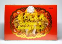 Ji Yang Brand Cordyceps & Ginseng Extract - 6 Bottles