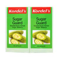 Kordel's Sugar Guard Twin pack - 30 Capsules x 2