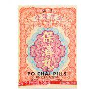 Li Chung Shing Tong Po Chai Pills Bottle Form - 10 Tubes