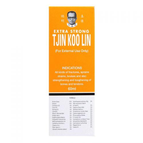 Lim Choon Huat Tjin Koo Lin Extra Strong - 60 ml