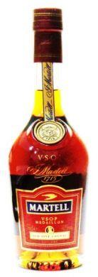 Martell   V.S.O.P Medaillon Old Fine Cognac - 35 cl (40% vol)