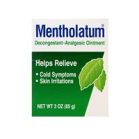 Mentholatum Decongestant Analgesic Ointment - 85 gm