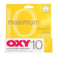 Mentholatum Maximum Oxy 10 - 25g