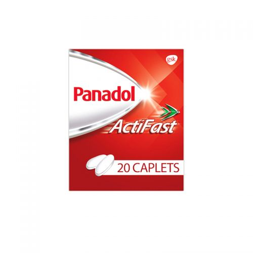 Panadol ActiFast - 20 Caplets