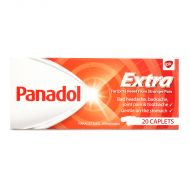 Panadol Extra with OPTIZORB  - 20 Caplets