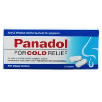 Panadol For Cold Relief - 20 Caplets