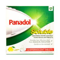 Panadol Soluble - 12 Effervescent Tablets