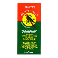 Parrot Brand Oil of Eucalyptus - 8.5 ml