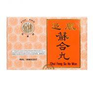 Poh Kian Brand Chui Feng Su Ho Wan - 6 Bottles X 2 Pills X 4 gm